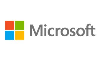 Logo Microsoft partenaire Identity Days
